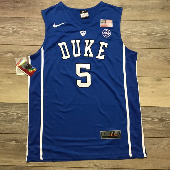 ae13031c2725 RJ Barrett Duke Blue Devils Nike Jersey NWT